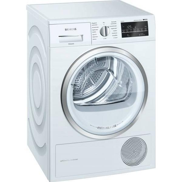 Siemens WT45W492GB White