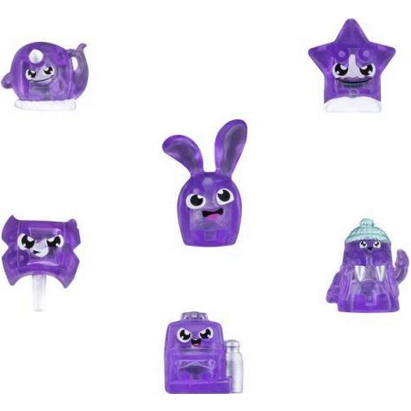 Hasbro Hanazuki Treasure Purple Courageous 6 Pack B8451