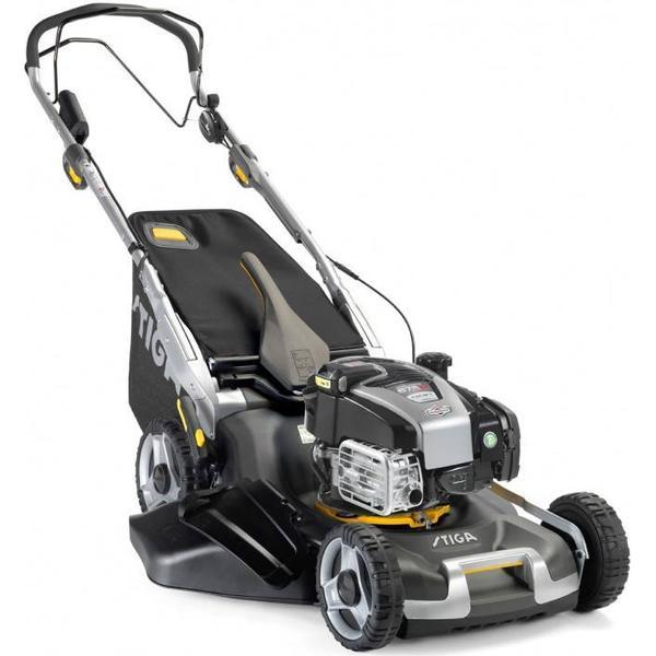 Stiga Twinclip 50 SVEQ B Petrol Powered Mower