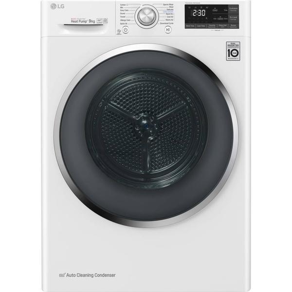 LG RC90U2AV3W White