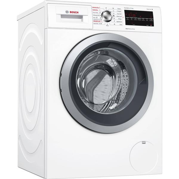 Bosch WVG30462GB White