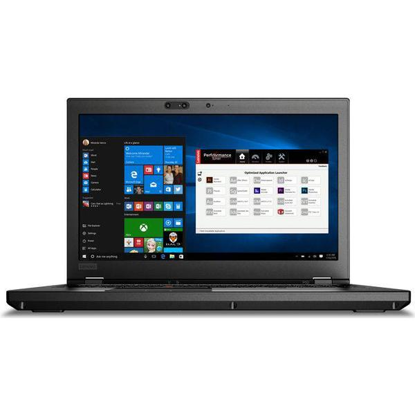 "Lenovo ThinkPad P52 (20M9001MGE) 15.6"""