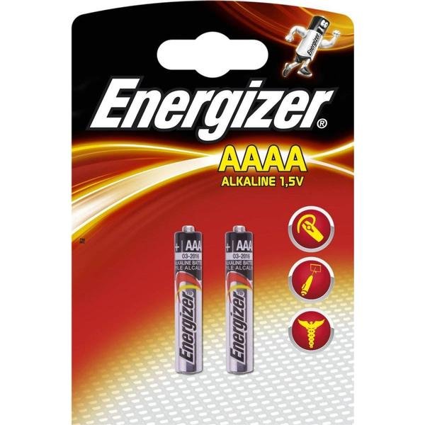 Energizer AAAA Compatible 2-pack