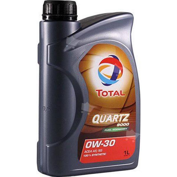 Total Quartz 9000 0W-30 1L Motor Oil