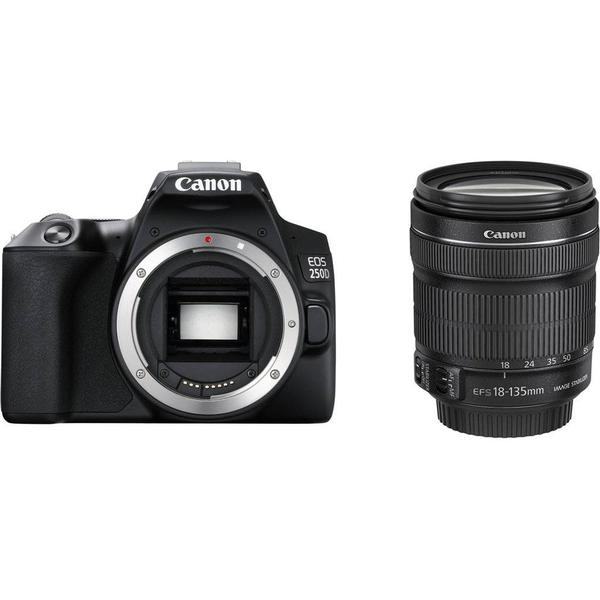 Canon EOS 250D + EF-S 18-135mm IS STM