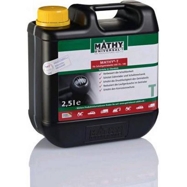 Mathy T 75W-140 2.5L Transmission Oil