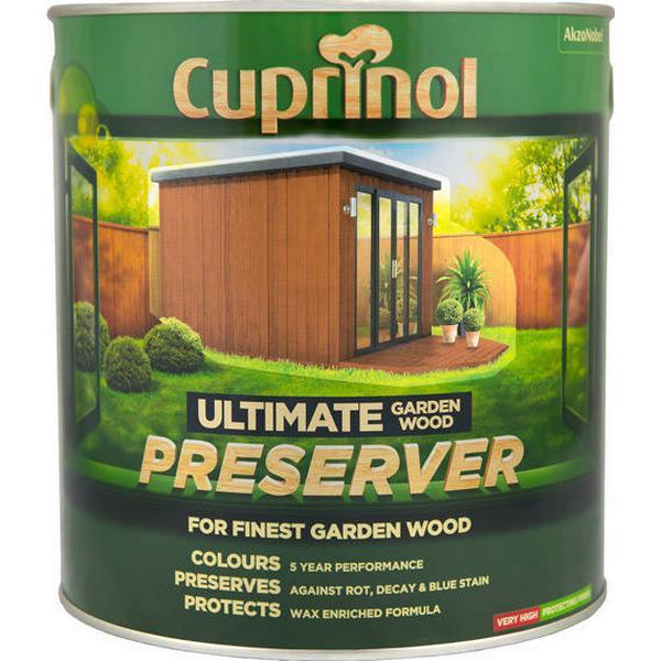 Cuprinol Ultimate Garden Wood Preserver Wood Protection Brown 4L