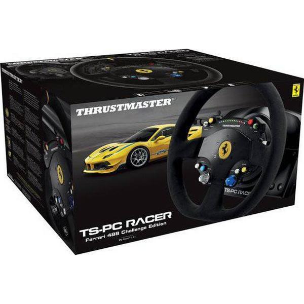 Thrustmaster TS-PC Ferrari 488 Racer Wheel - Challenge Edition