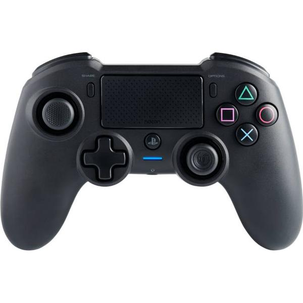 Nacon Asymmetric Wireless Controller (PS4) - Black
