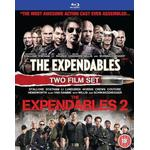 Expendables / The Expendables 2 [DVD] [Blu-ray]