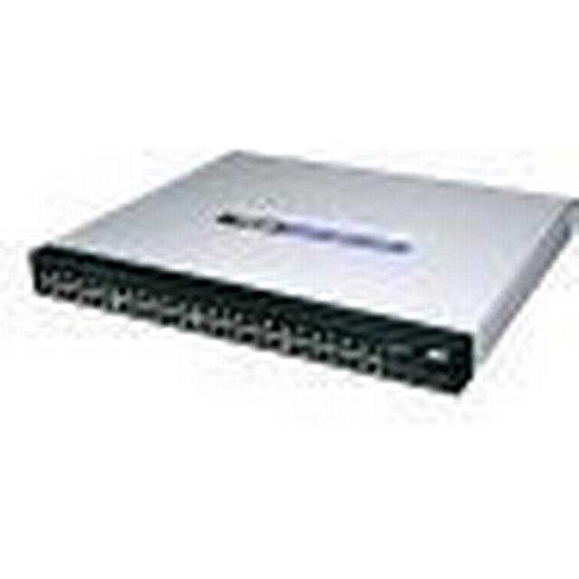 Cisco 48-port 10/100/1000 + 4 shared mini-Gigabit Switch(SRW2048)