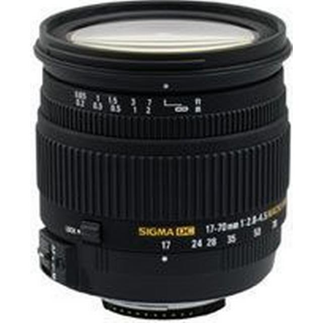 Sigma 17-70mm F2.8-4 DC Macro OS HSM C for Sony A