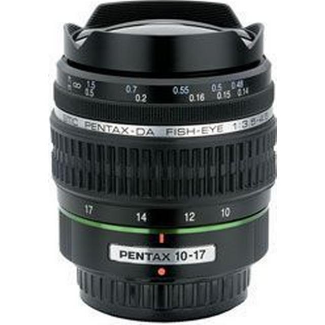 Pentax smcP DA 10-17mm F3.5-4.5 ED Fisheye