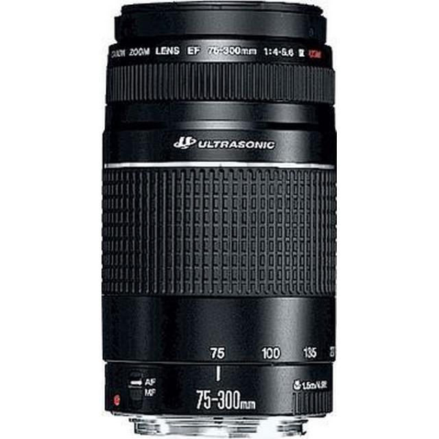 Canon EF75-300mm F4-5.6 III USM