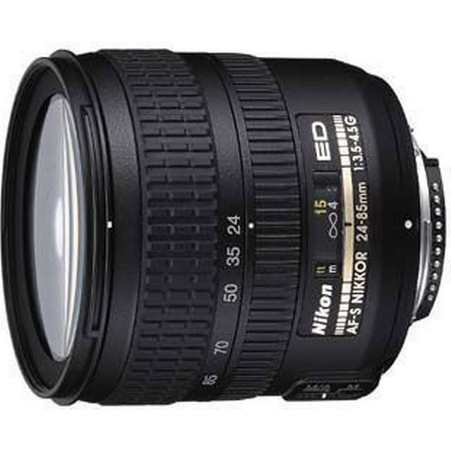 Nikon AF-S Nikkor 24-85mm F3.5-4.5G ED VR