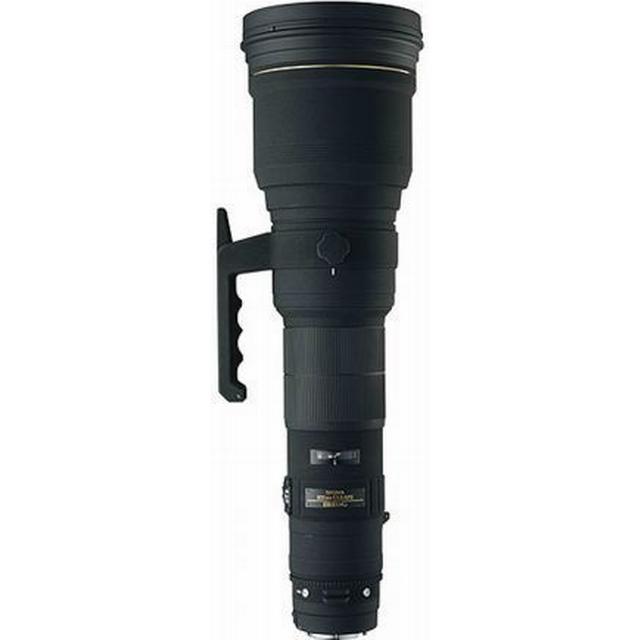 Sigma 800mm F5.6 EX DG HSM for Canon