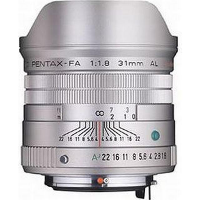 Pentax smc FA 31mm F1.8 AL Limited