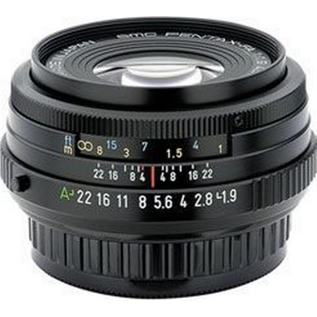 Pentax smcP FA 43mm, f/1.9 Limited
