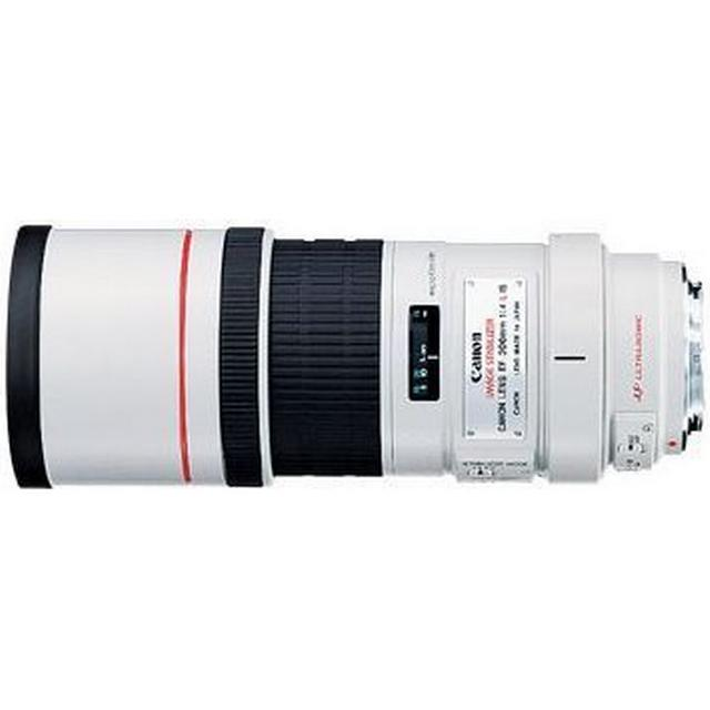 Canon EF 300mm f/4L IS USM Canon EF