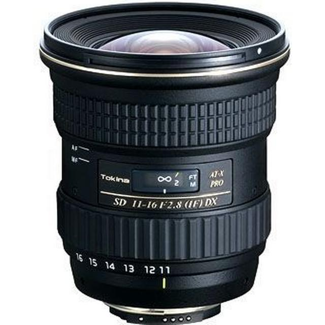 Tokina AT-X 116 Pro DX AF 11-16mm F/2.8 For Canon