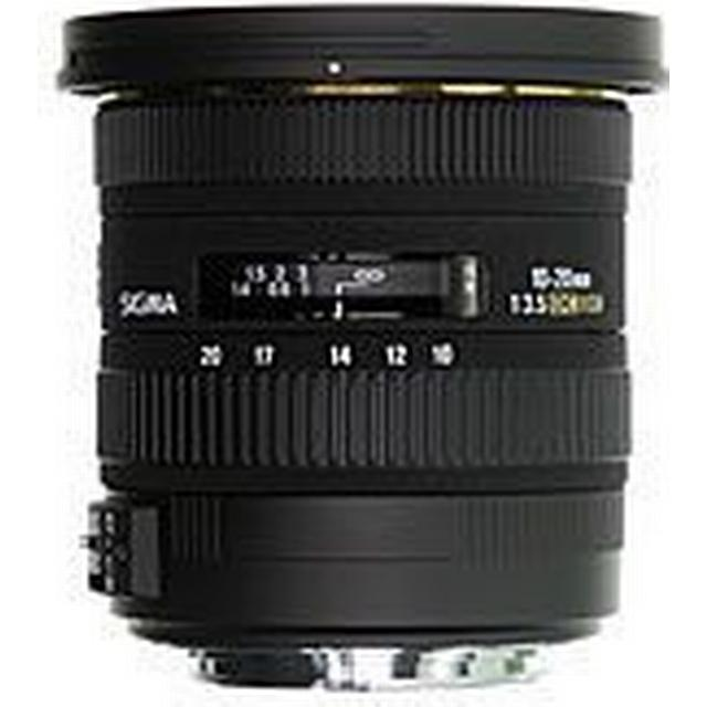 Sigma 10-20mm F3.5 EX DC HSM for Sony A