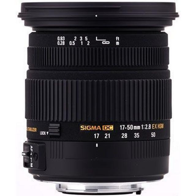 Sigma 17-50mm F2.8 EX DC OS HSM for Sigma