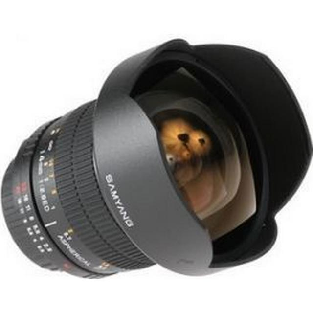 Samyang 14mm f/2.8 IF ED UMC Aspherical for Sony A