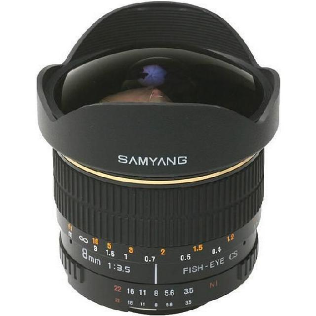 Samyang 8mm F3.5 UMC Fisheye for Nikon F