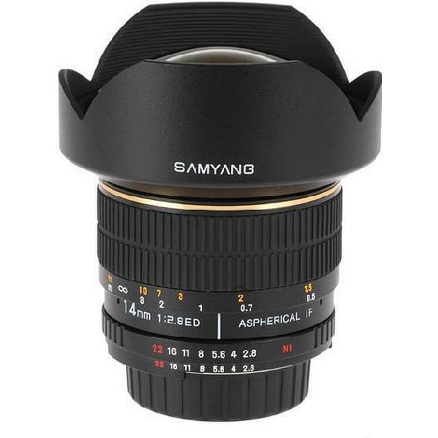Samyang 14mm f/2.8 IF ED MC Aspherical for Pentax KAF