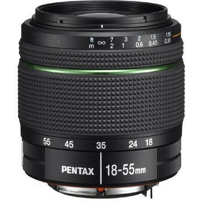 Pentax smcP DA 18-55mm F3.5-5.6 AL WR