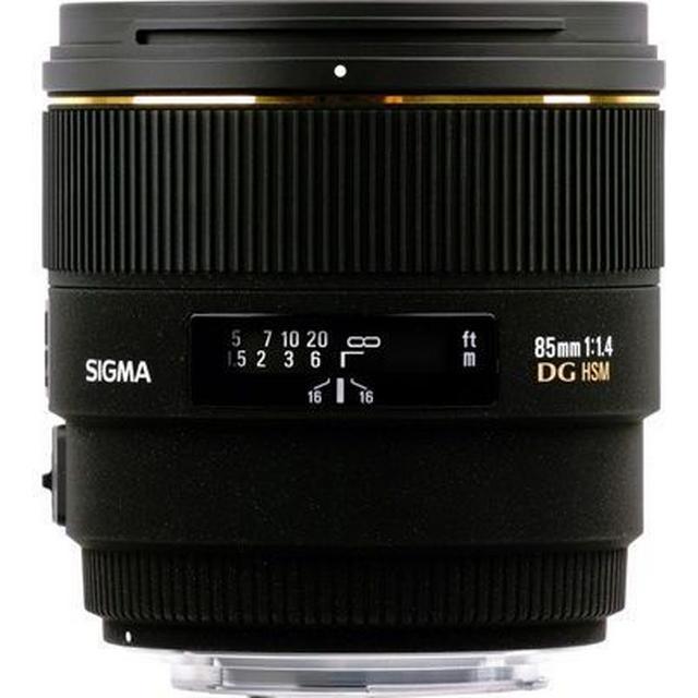 Sigma 85mm F1.4 EX DG HSM for Nikon F