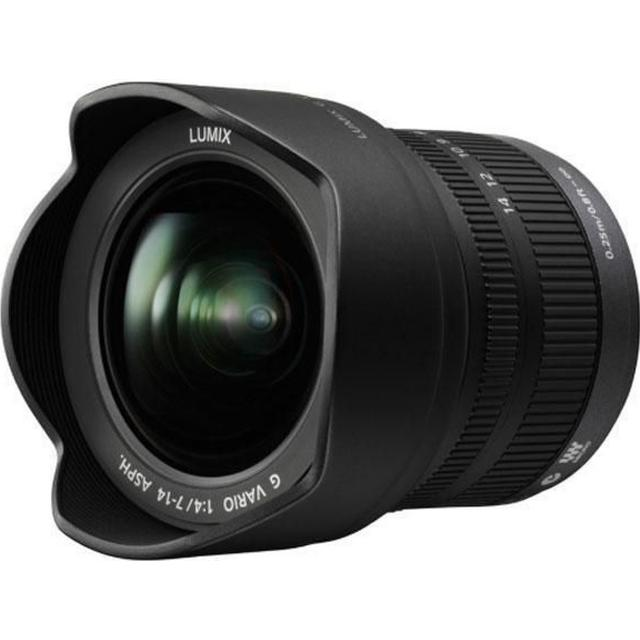 Panasonic Lumix G Vario 7-14mm F4