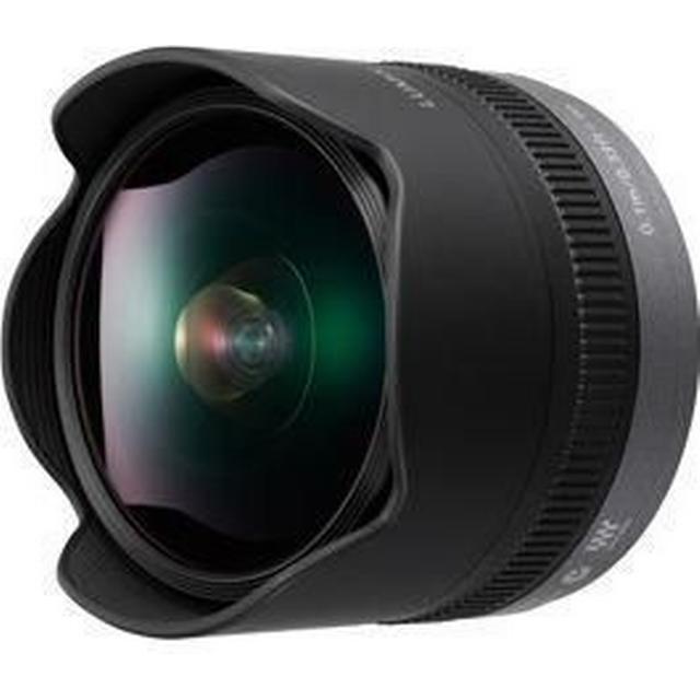Panasonic Lumix G 8mm F3.5 Fisheye for Olympus