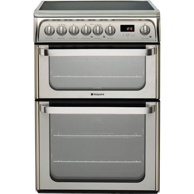 Hotpoint HUE61X Stainless Steel