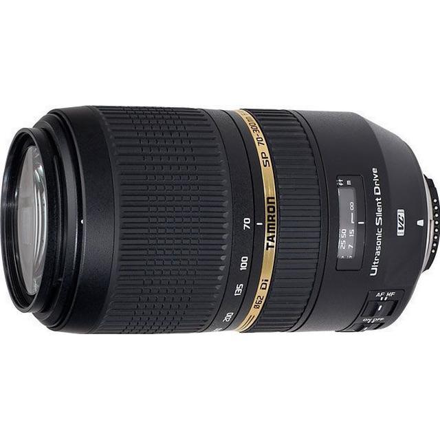 Tamron SP 70-300mm F/4-5.6 Di VC USD for Nikon F