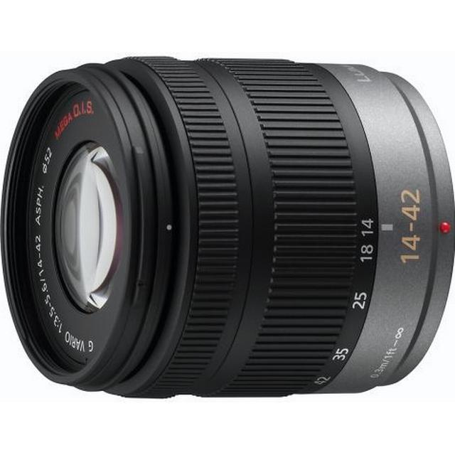 Panasonic Lumix G Vario 14-42mm F3.5-5.6 Asph Mega OIS for Olympus