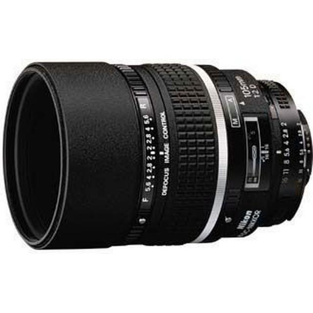 Nikon AF-DC Nikkor 105mm F2D