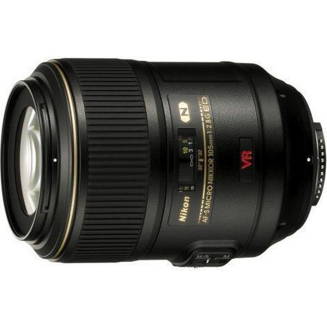 Nikon Nikkor 105mm F/2.8G AF-S IF-ED VR II