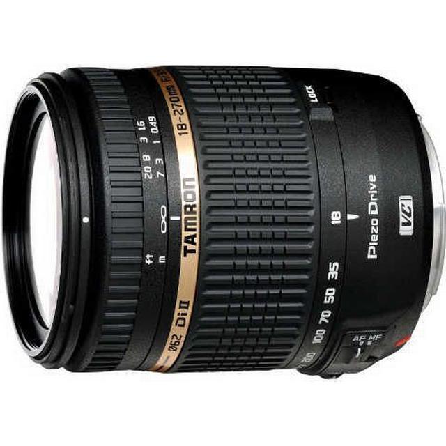 Tamron 18-270mm F3.5-6.3 Di II VC PZD for Canon EF