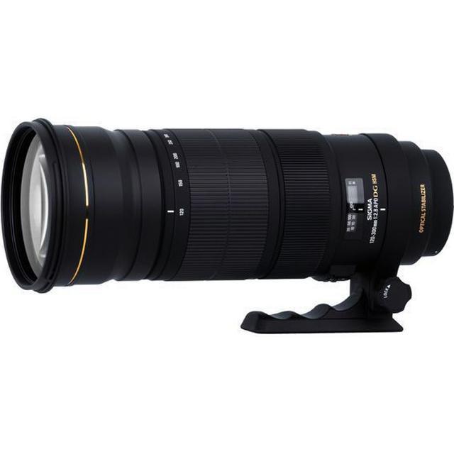 Sigma 120-300mm F2.8 EX DG OS Apo HSM for Nikon F