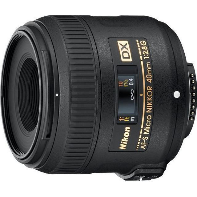 Nikon AF-S DX Micro Nikkor 40mm F2.8G