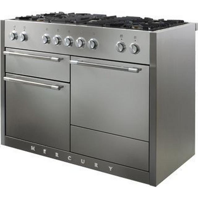 Mercury 1200 Induction Stainless Steel