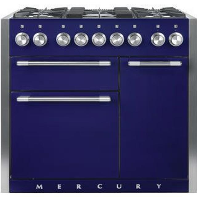 Mercury 1000 Dual Fuel Blue