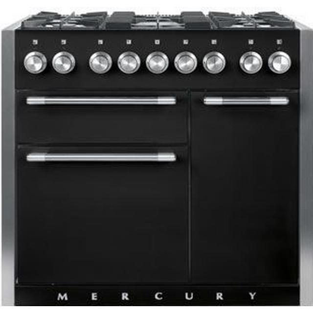 Mercury 1000 Dual fuel Black