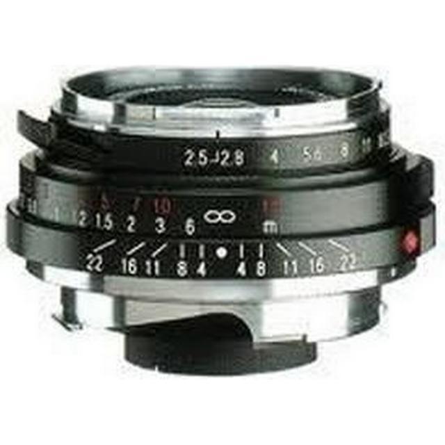 Voigtländer 35mm F2.5 Color Skopar Pancake for Leica M