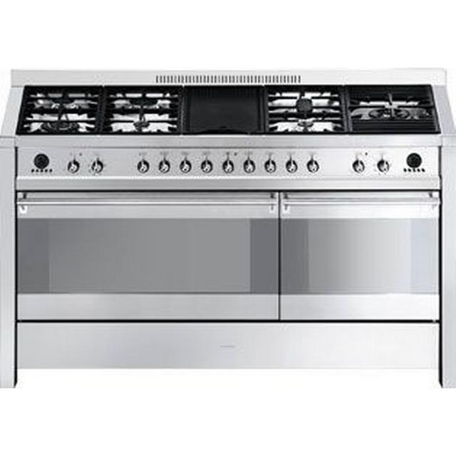 Smeg A5-8 Stainless Steel