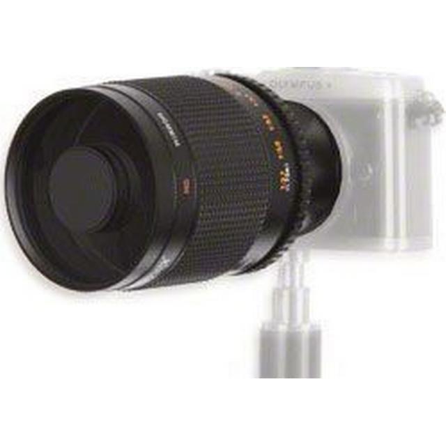 Walimex 500/8.0 Tele Mirror Lens for Olympus micro 4/3