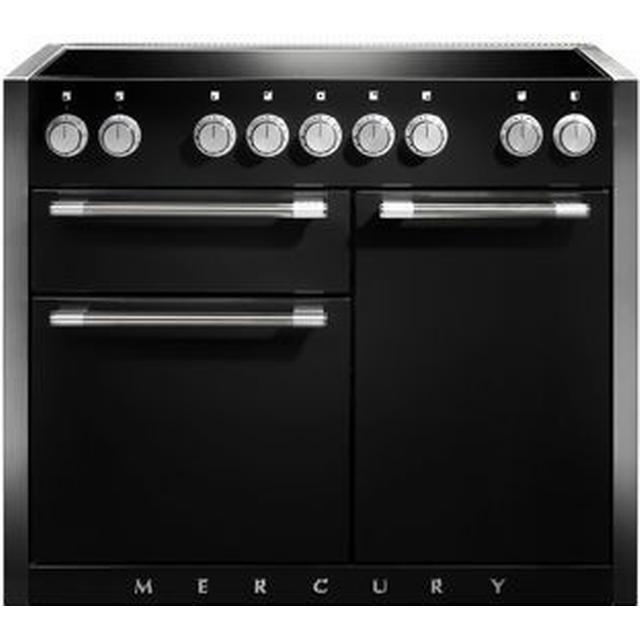 Mercury 1082 Induction Black