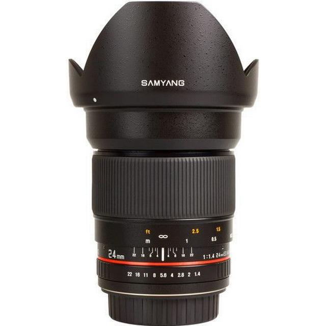 Samyang 24mm f/1.4 ED AS UMC for Canon EF