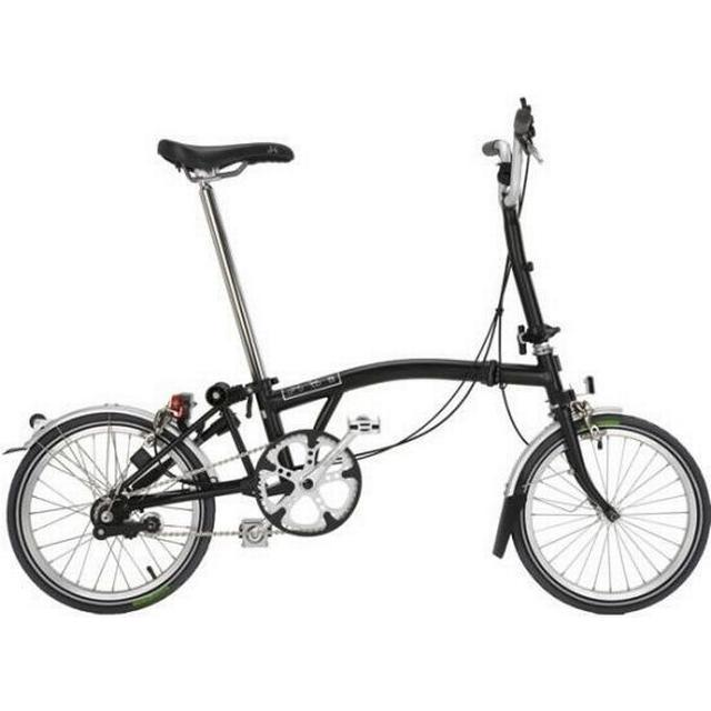 Brompton M6L Folding Bike Male